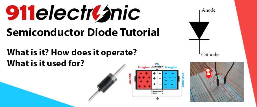 Semiconductor diode tutorial