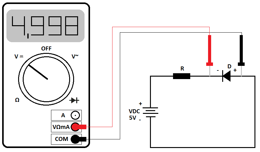 How to test Rectifier Diode