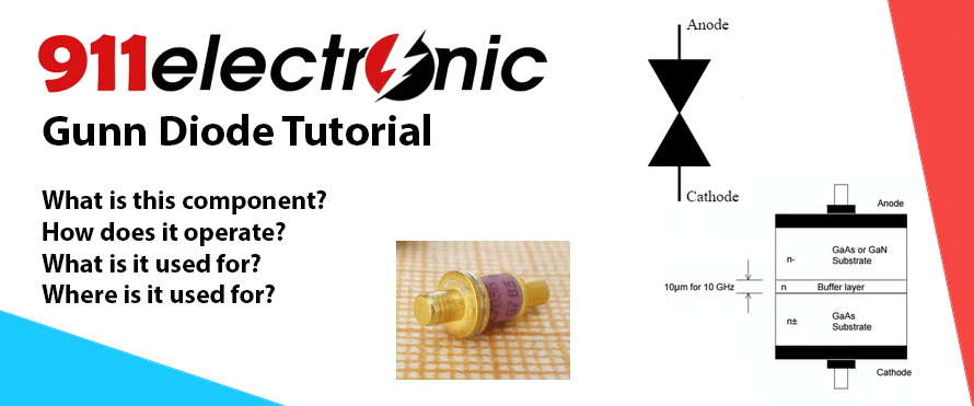 Gunn Diode tutorial