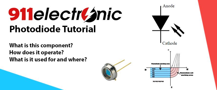 Photodiode tutorial