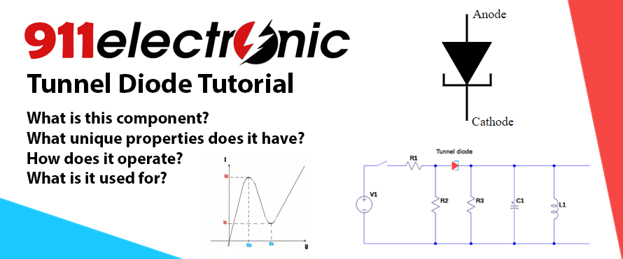 Tunnel diode tutorial