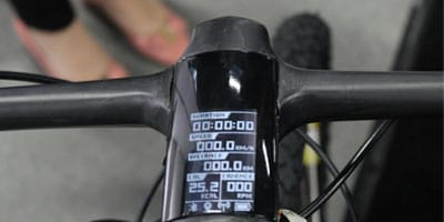 car detecting bike
