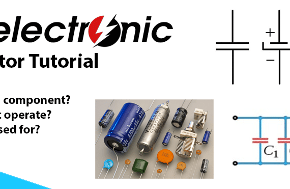 Capacitor tutorial