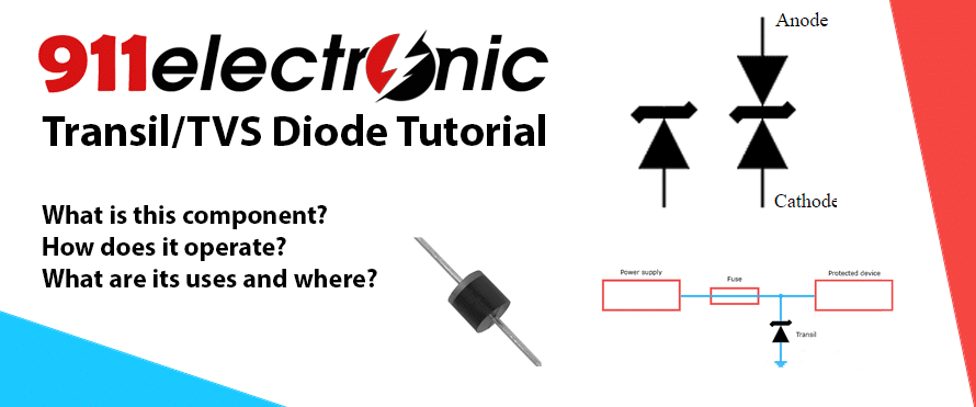 Transil Diode tutorial