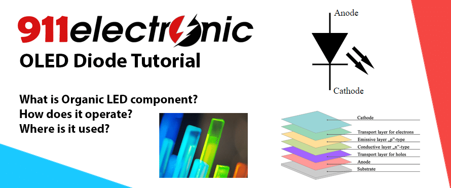 OLED Diode tutorial