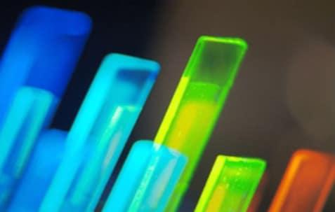 Organic LED diodes