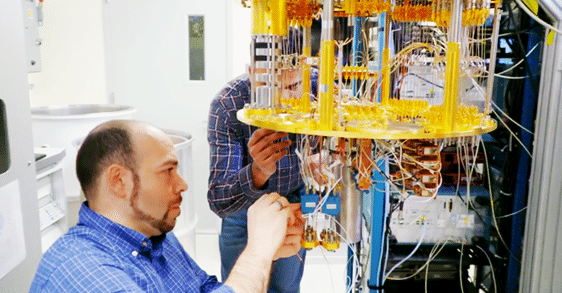 Microsoft has decided to take part in quantum computer development