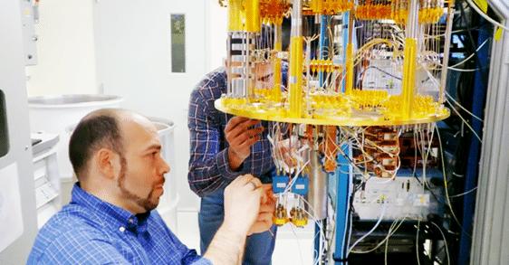 Quantum computer ibm