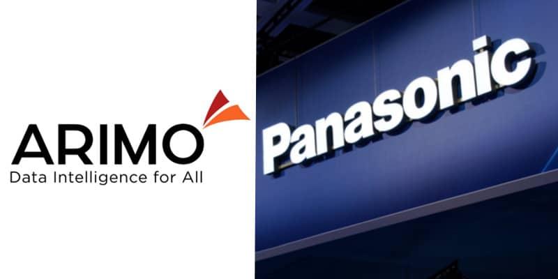 Arimo AI Panasonic