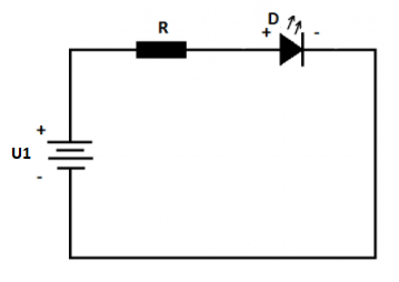 Simple example of series circuit