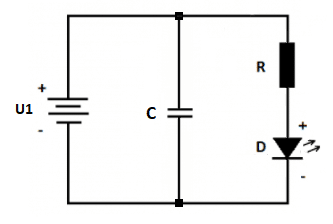 Simple example of parallel circuit