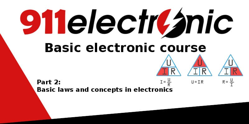 Basic electronics course part 2