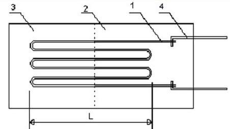 Pic. 2. Tubular strain gauge.