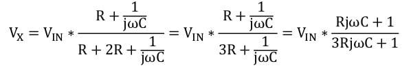 active filters task formulas 21