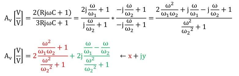active filters task formulas 27