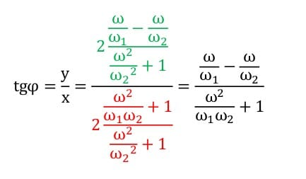 active filters task formulas 28