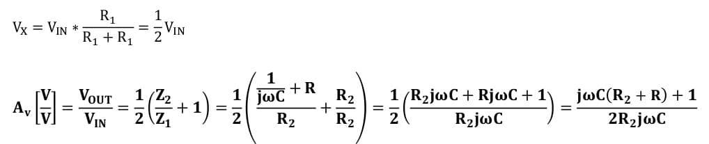 active filters task formulas 31