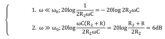 active filters task formulas 34