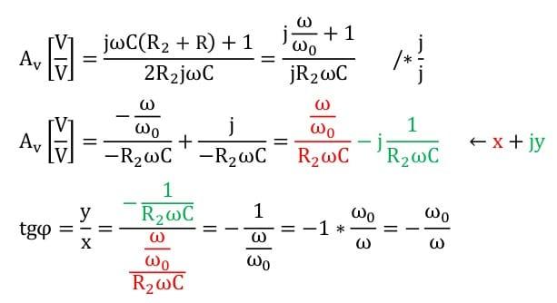 active filters task formulas 36