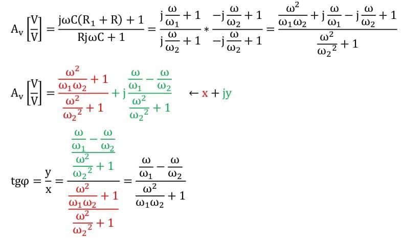 active filters task formulas 47