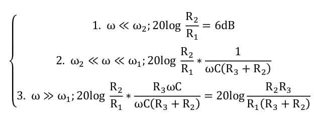 active filters task formulas 84
