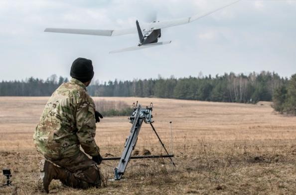 cbrne defense drones