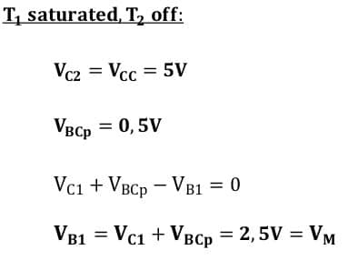 differential amplifiers task formulas 12