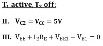 differential amplifiers task formulas 14