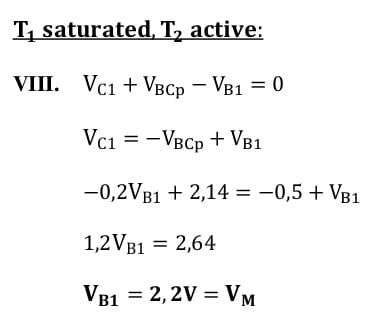 differential amplifiers task formulas 210