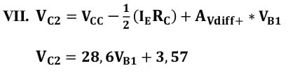 differential amplifiers task formulas 29