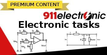 electronic tasks