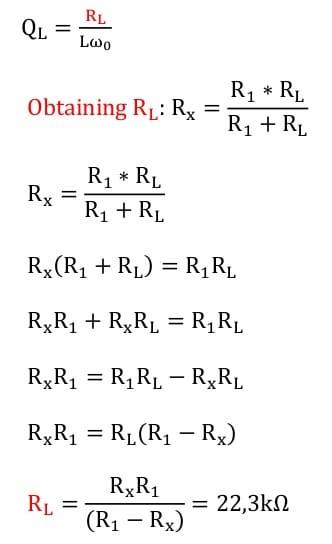 selective amplifier task formulas 13