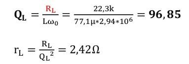 selective amplifier task formulas 14