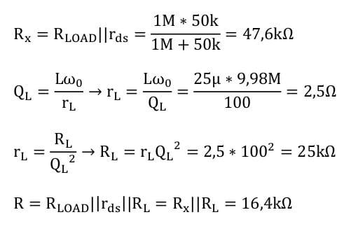 selective amplifier task formulas 45