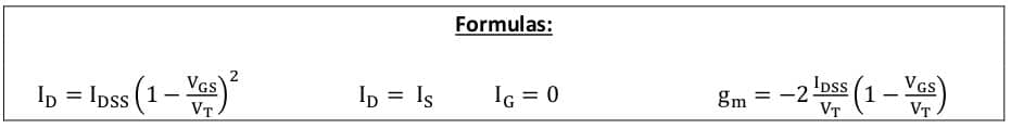 small signal amplifier formulas 111