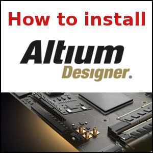 altium install tutorial