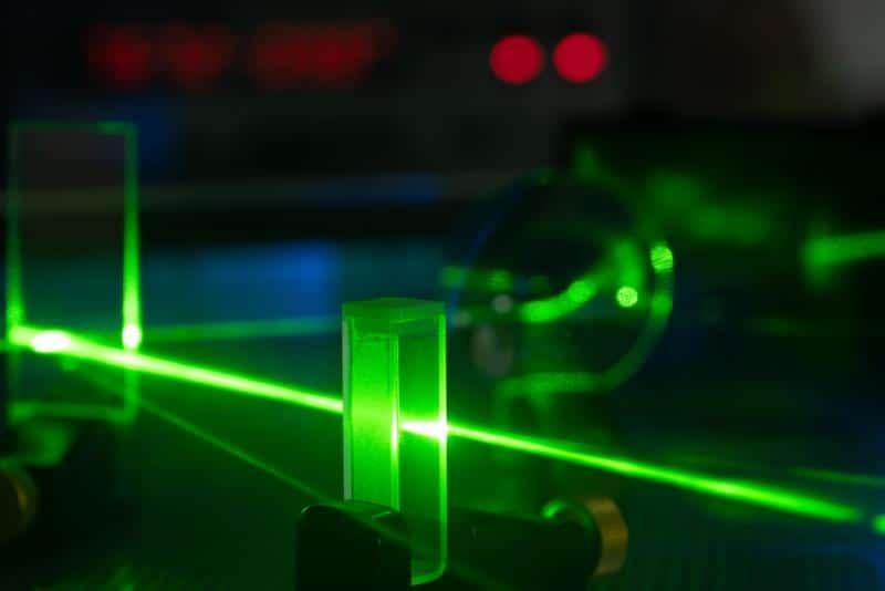 semic-laser