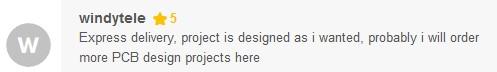 pcb design feedback