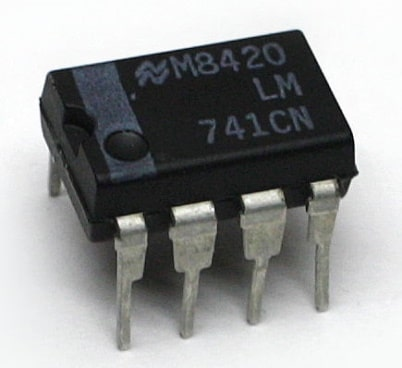 lm741 ic