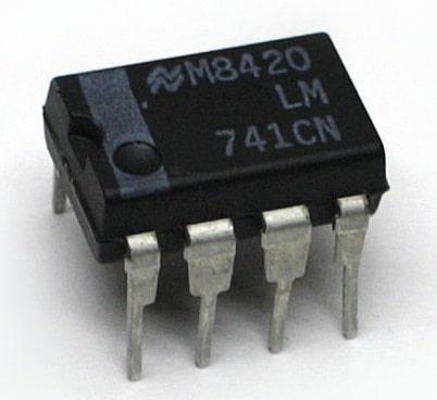 lm741 ic