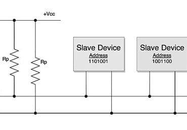 I2C Connection master slave