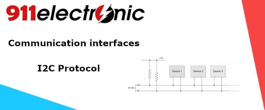 I2C protocol logo