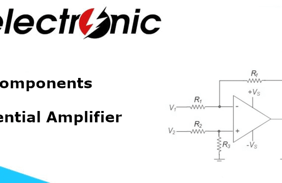 Differential amp logo