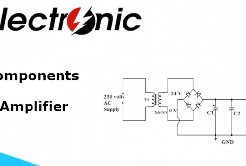 Power amplifier logo
