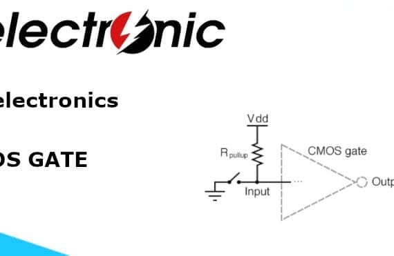 Logic Gate CMOS gate logo